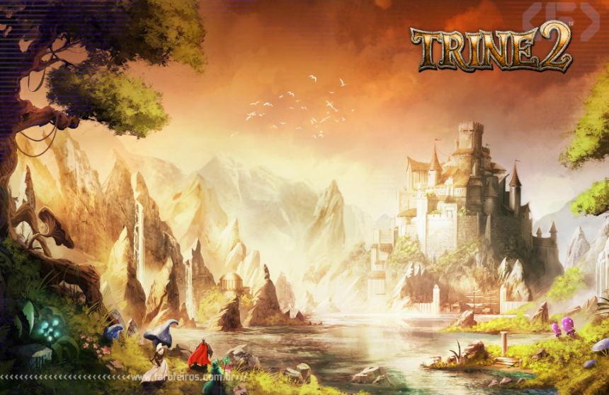 Trine 2 - Blog Farofeiros