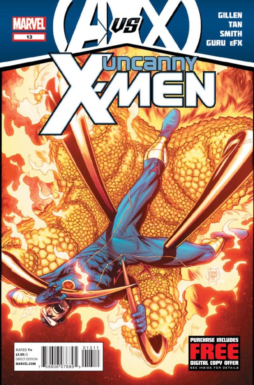 UNCANNY X-MEN #13 - AvX - Vingadores Vs X-Men - Blog Farofeiros