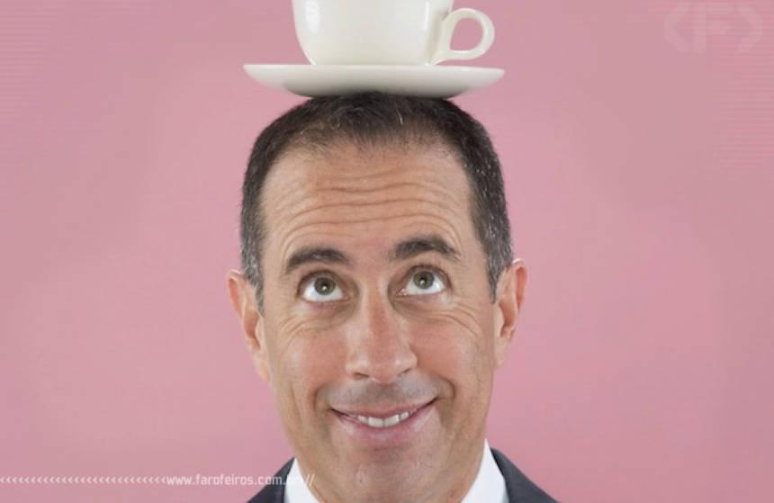 Onde encontrar inspiração - Jerry Seinfeld - Blog Farofeiros