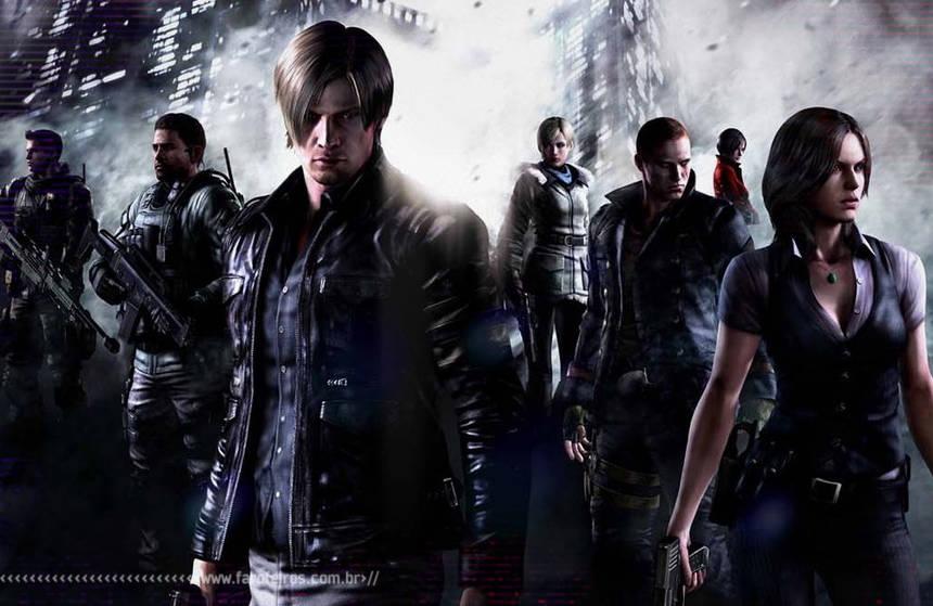 Resident Evil 6 - Blog Farofeiros