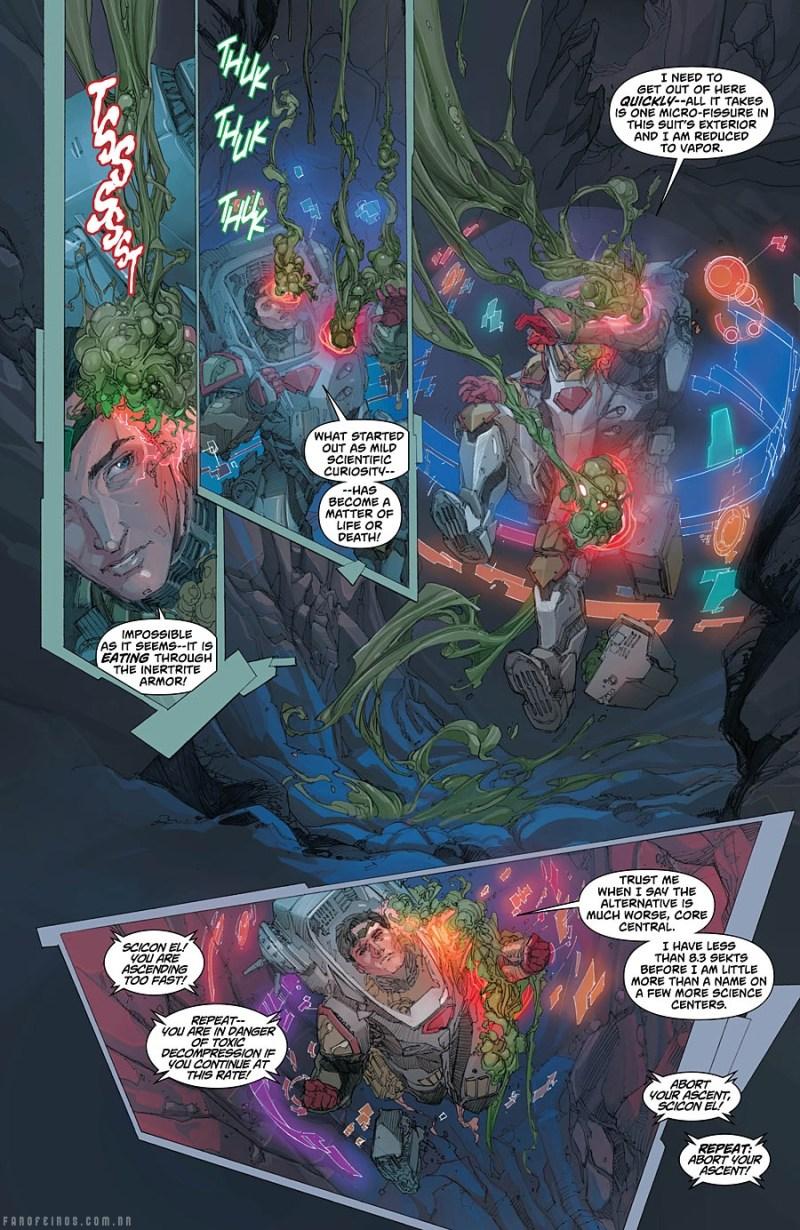 Superman #0 - Os Novos 52 - DC Comics - Blog Farofeiros