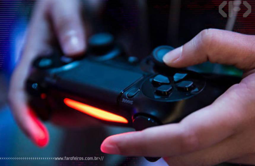 Novo controle para PS4 - Blog Farofeiros - 01