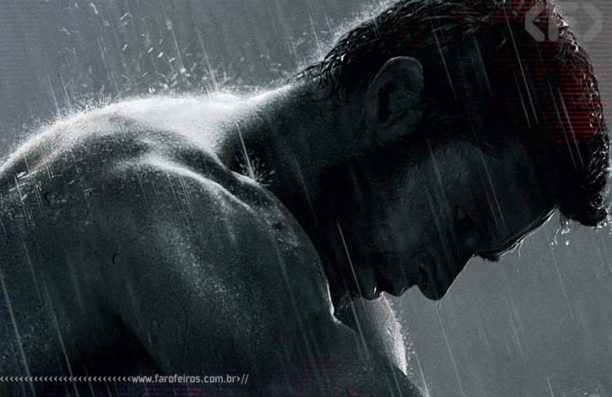 Poster Wolverine desanimado - Blog Farofeiros