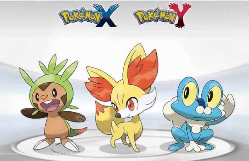 Pokémon X e Y - Monstrinhos - Nintendo - Blog Farofeiros