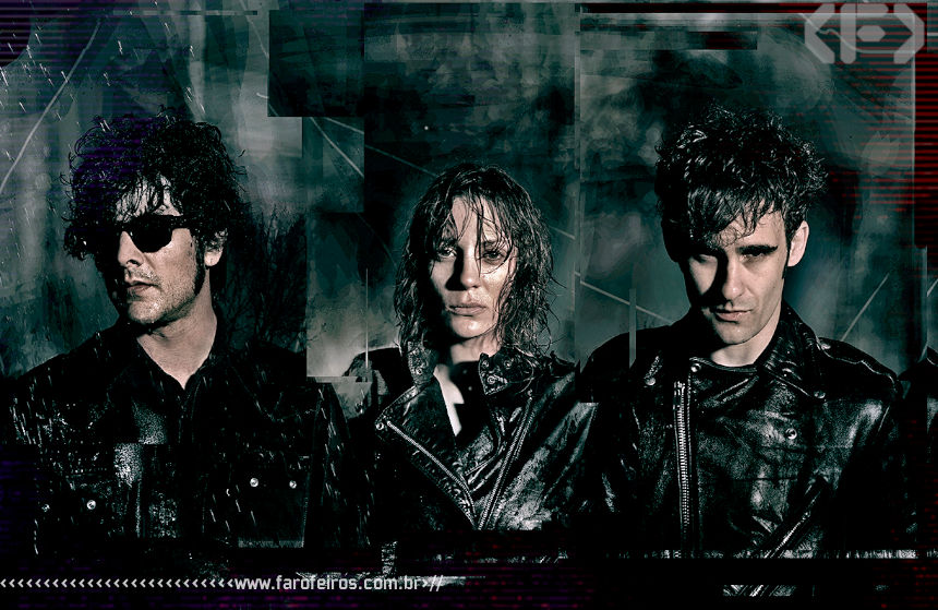 Black Rebel Motorcycle Club - Let the Day Begin - Blog Farofeiros