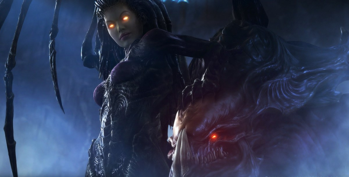 Vídeo com novidades de Heart of the Swarm