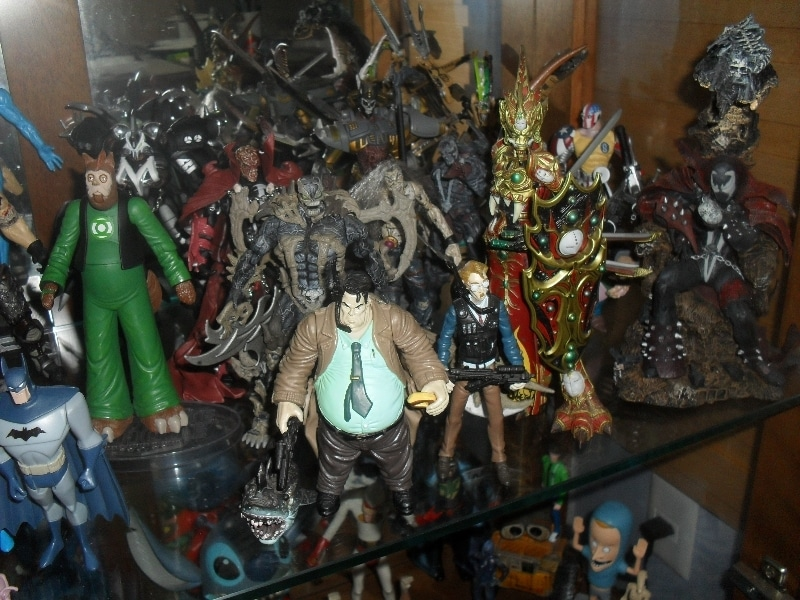Diversos McFarlane Toys - Meus bonecos - 2013 - Blog Farofeiros