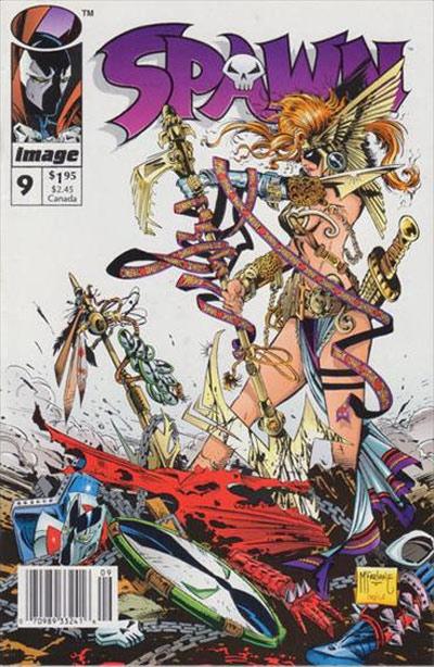 Veja a Angela na Marvel Comics - Spawn - Blog Farofeiros