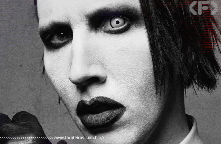 Marilyn Manson - Blog Farofeiros