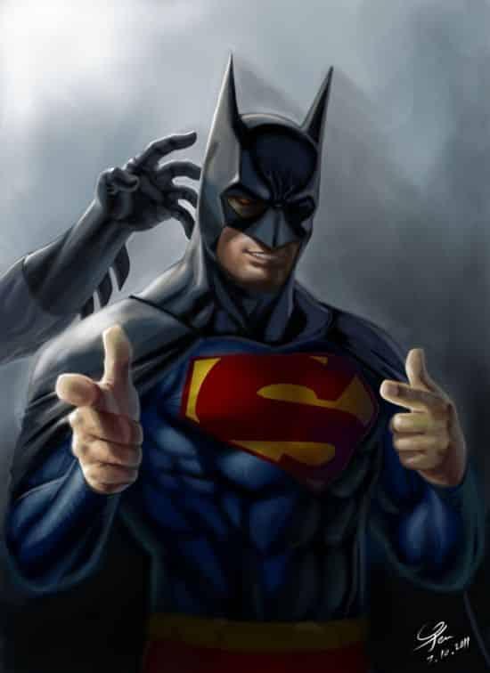 Não é o Batman - Blog Farofeiros