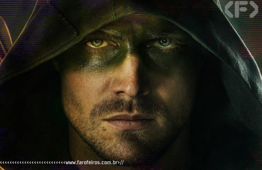 A DC é mais realista que a Marvel - Arrow - Oliver Queen - Blog Farofeiros