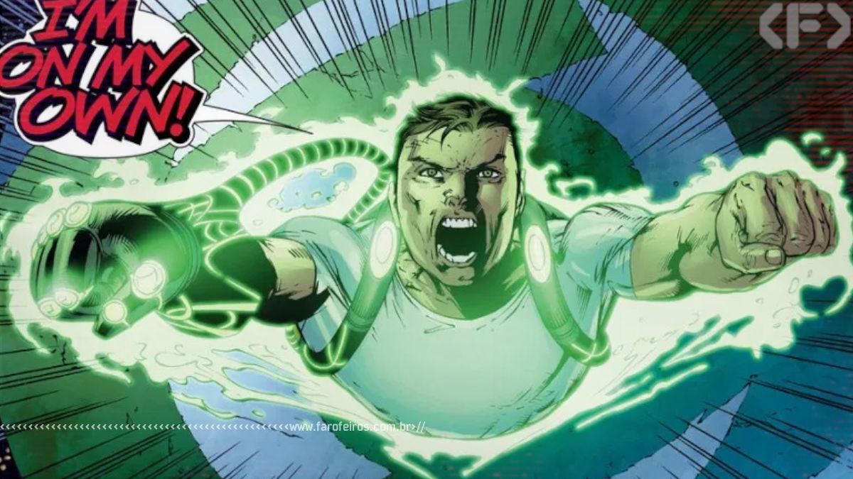 O Lanterna Verde perdeu o anel - Blog Farofeiros
