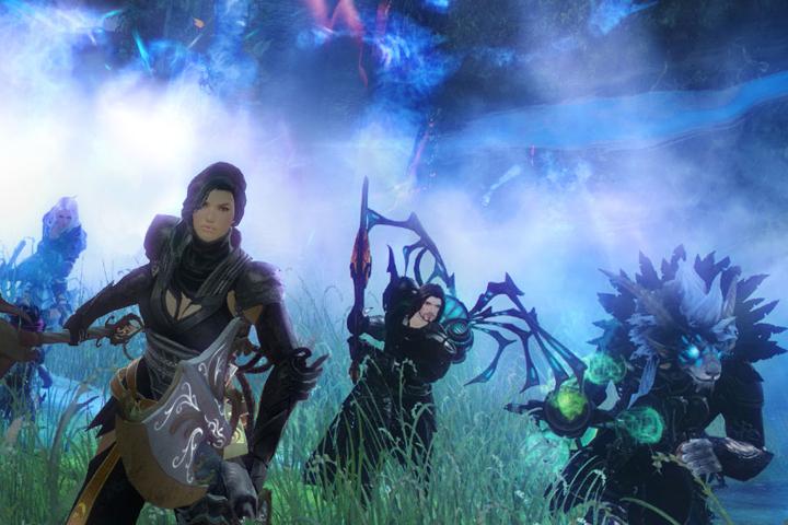 Guild Wars 2 agora é free to play