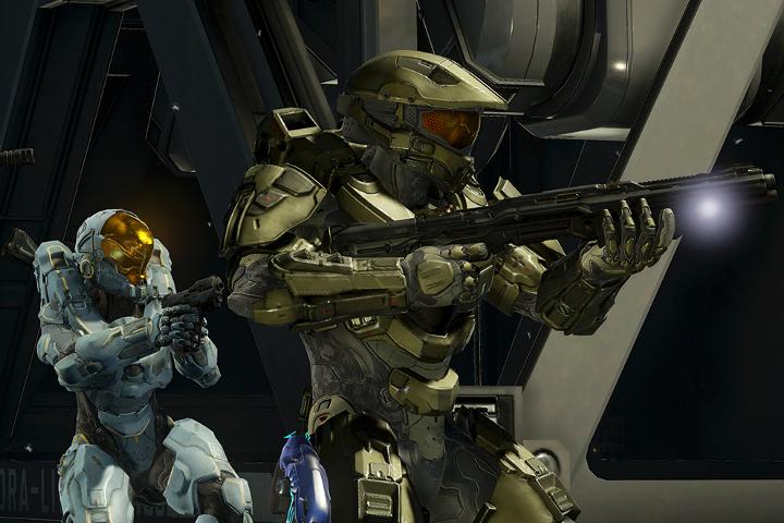 Veja a abertura de Halo 5... com o Master Chief