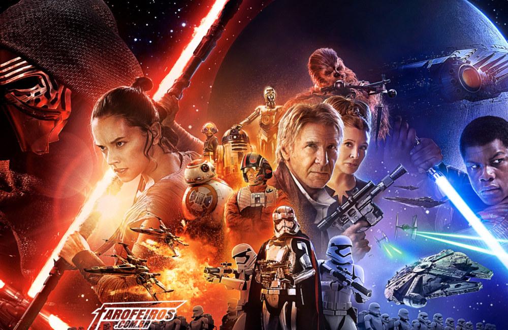 Star Wars - O Despertar da Força depois de assistir três vezes - Poster - Blog Farofeiros