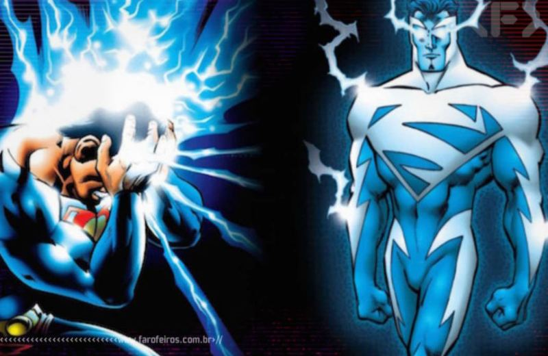 Superman elétrico - Blog Farofeiros