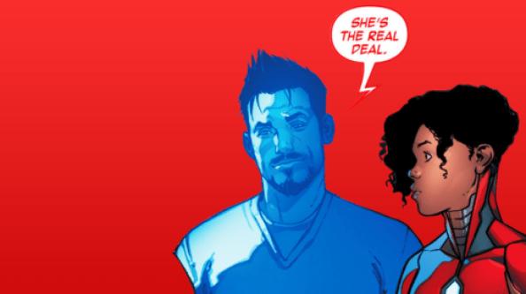 Homem de Ferro - Iron Heart - Riri Williams - Blog Farofeiros - 3