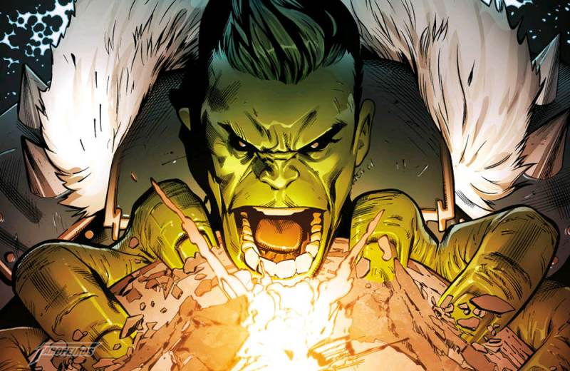 Quem é o melhor Hulk Amadeus Cho ou Bruce Banner - Blog Farofeiros