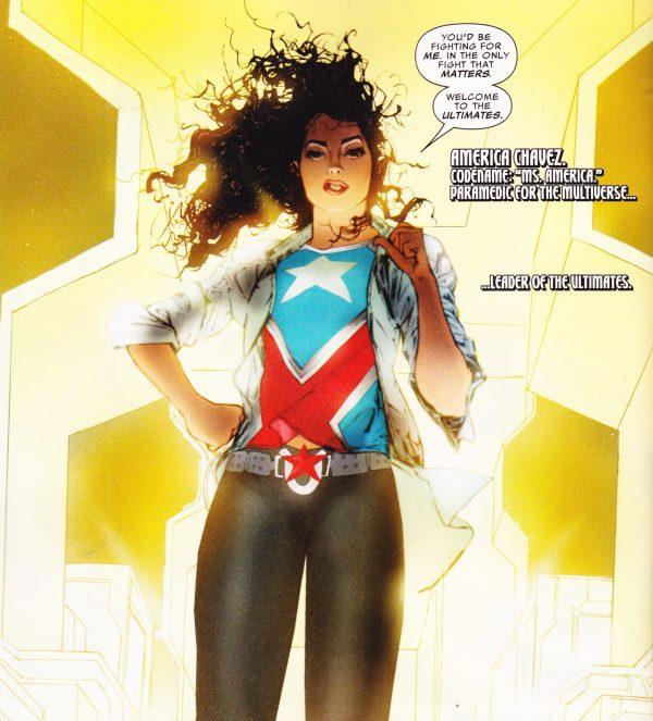 América Chavez - Guerra Civil II: Tony Stark está morto?