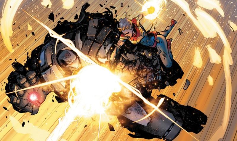 Quem é a Capitã Marvel - Guerra Civil II - Blog Farofeiros