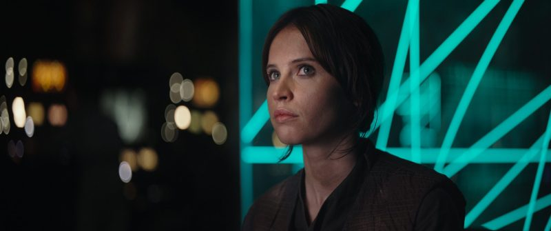 Felicity Jones - Star Wars - Rogue One - Blog Farofeiros