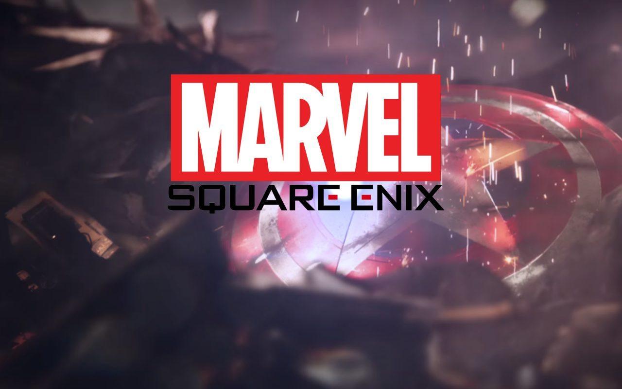 Marvel e Square-Enix
