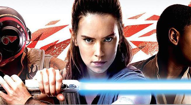 Star Wars - Os Últimos Jedi - Rey