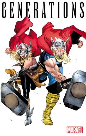 Gerações Marvel - Thor