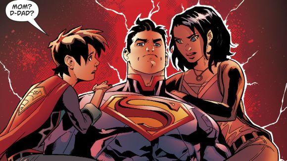 Superman Renascido e Dividido - Renascimento - O Relógio do Juízo Final