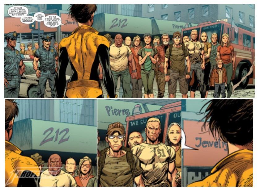 Detalhe X-Men Gold #1
