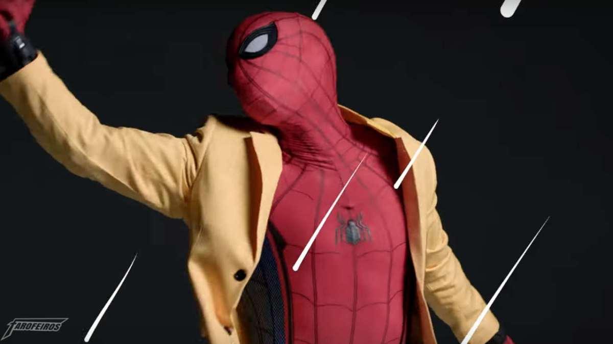 Paródia de Bruno Mars com Homem Aranha