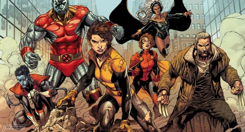 X-Men Gold - Retrospectiva Quadrinhos 2017