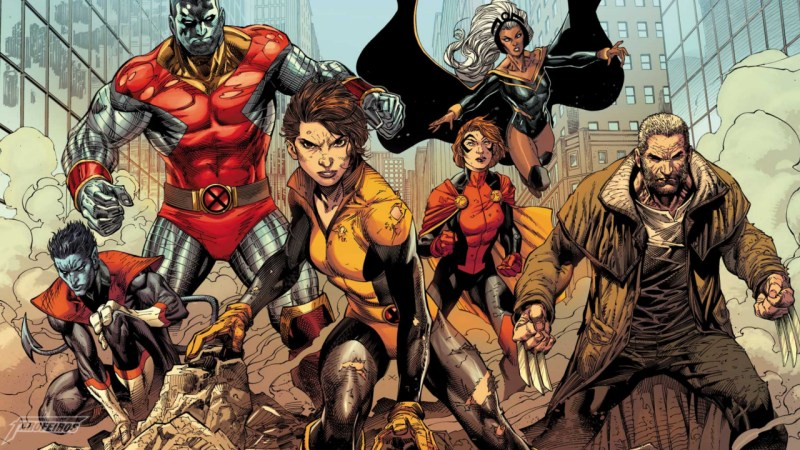 X-Men Gold #1 - Blog Farofeiros