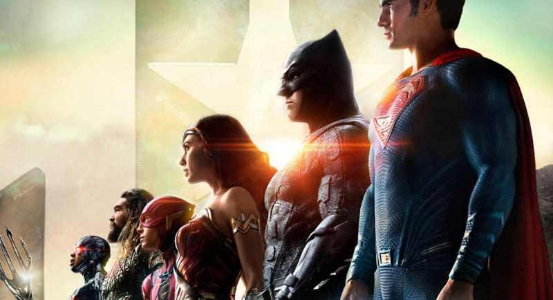 Liga da Justiça - Agenda dos filmes Marvel e DC