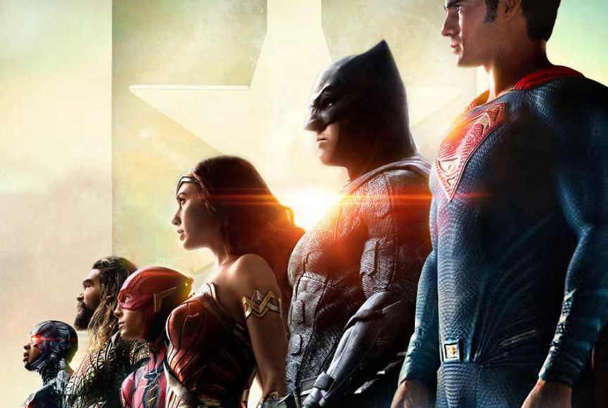Liga da Justiça - Zack Snyder