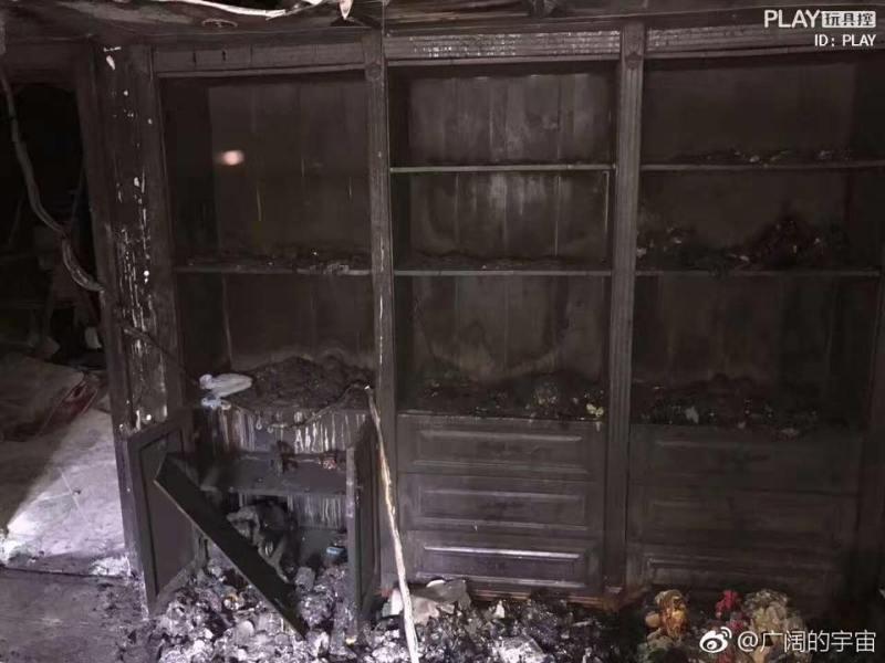 O que acontece quando sua coleção pega fogo - Blog Farofeiros