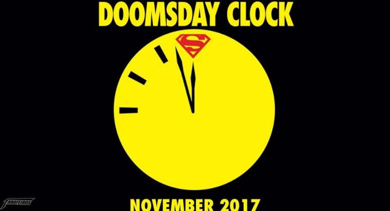 Relógio do Apocalipse - Retrospectiva Quadrinhos 2017