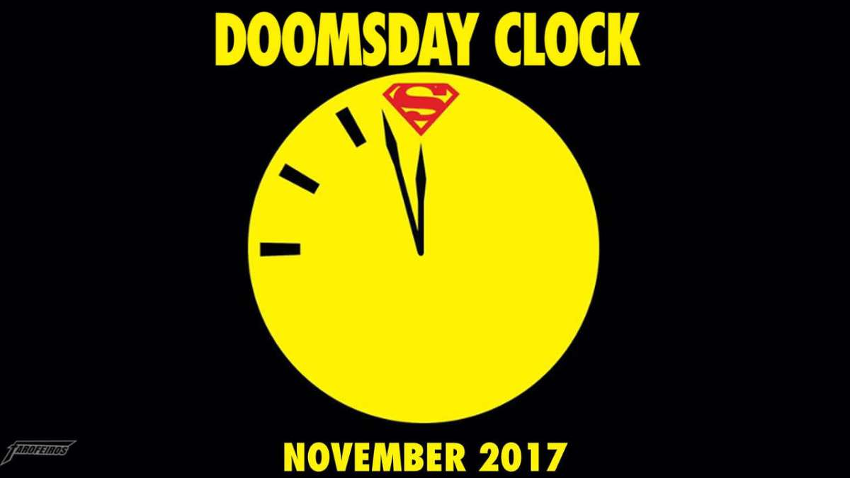 O Relógio do Juízo Final - DC
