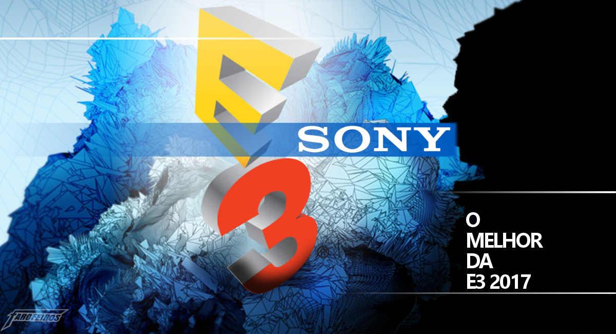 O melhor da Sony na E3 2017