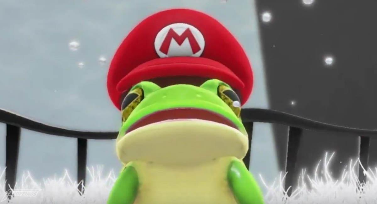 Nintendo contra o Mercado Livre