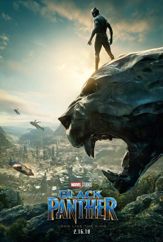 O Melhor da Marvel na SDCC 2017 - Novo poster do filme solo de Pantera Negra