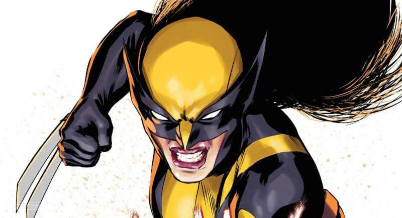 Uma Doutora em Doctor Who - Representatividade - Wolverine - Laura