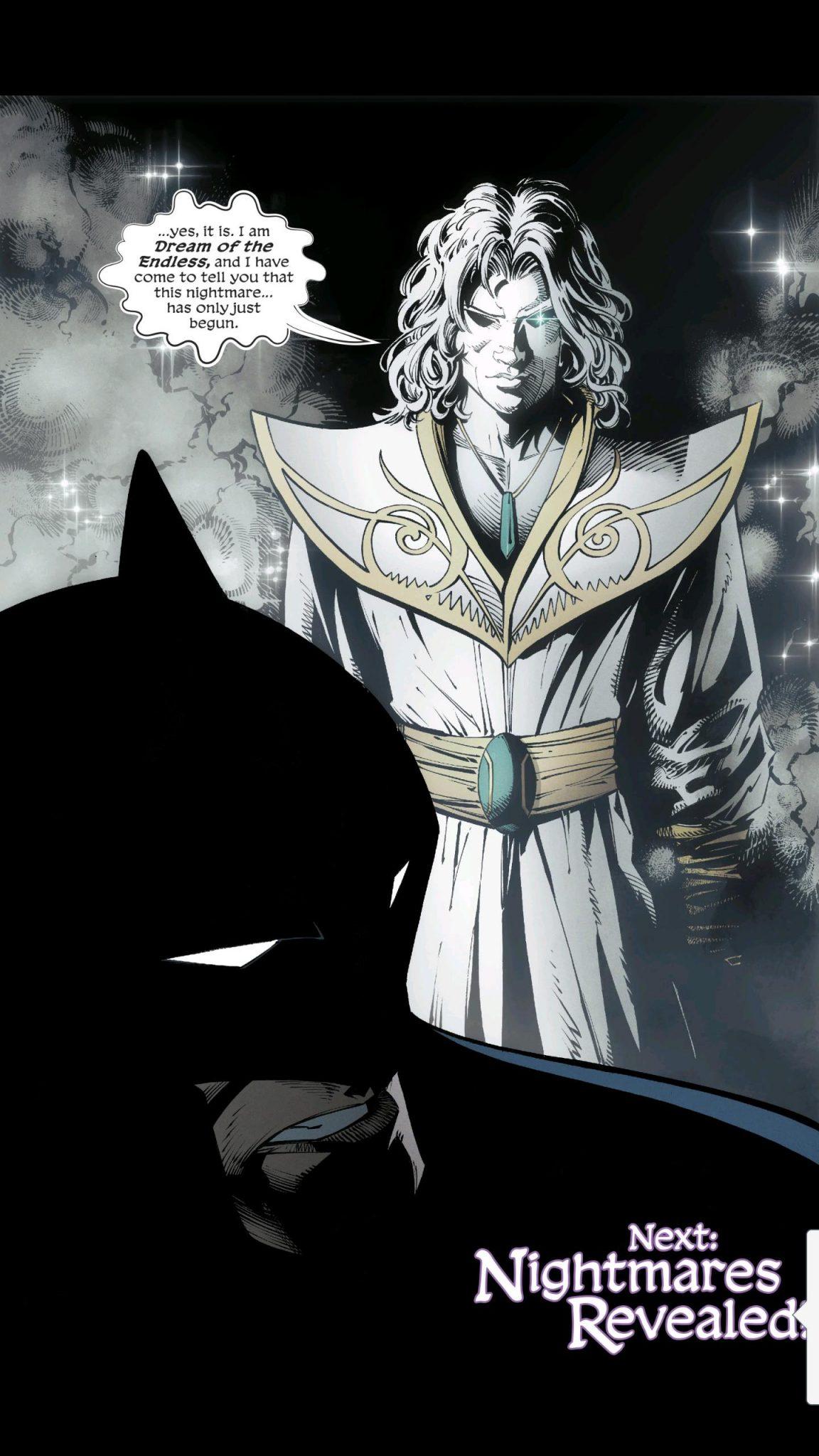 Sandman de volta em Noites Sombrias - O que significa a volta de Sandman ao Multiverso DC