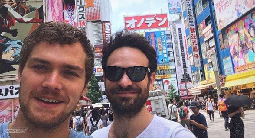 Vingadores 4 filmando em Tóquio? Olha quem está por lá também