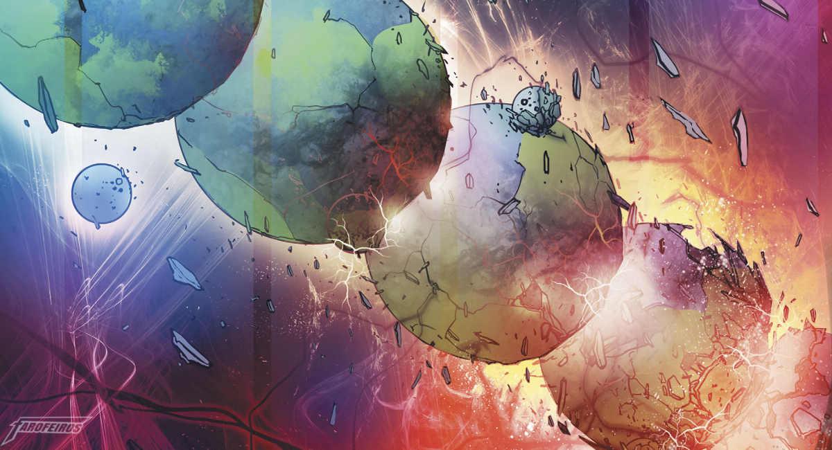 Batman e o Multiverso Sombrio - Crise no Multiverso