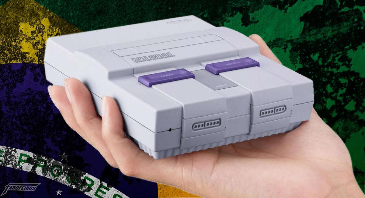 Qual o preço do SNES Classic Edition no Brasil