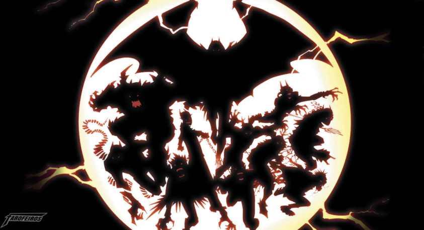 Quem são os Cavaleiros das Trevas - Batman - Metal - Cavaleiros das Trevas - Noites de Trevas