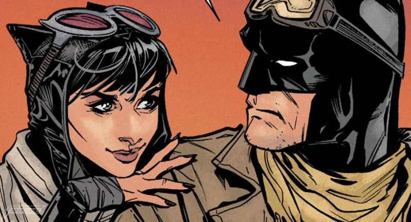 Batman e Mulher Gato - Retrospectiva Quadrinhos 2017