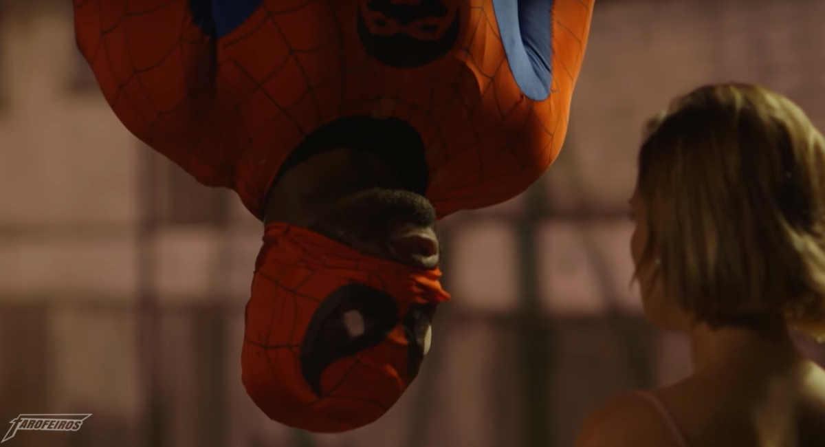 E se 50 Cent fosse o Homem Aranha