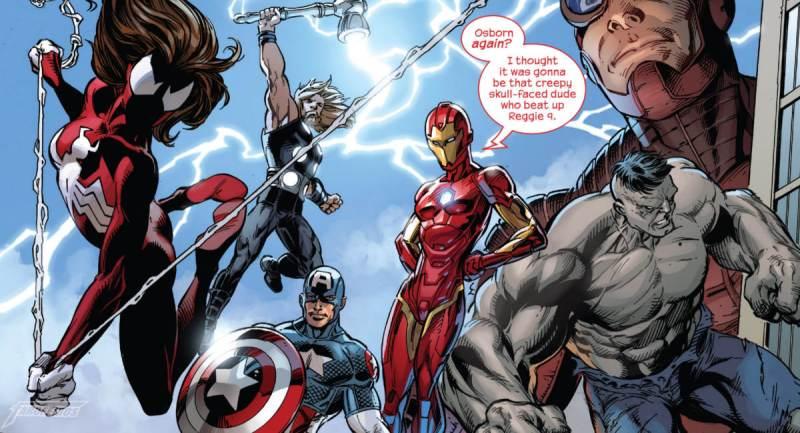 A conclusão de Homens Aranha 2 - Os Supremos